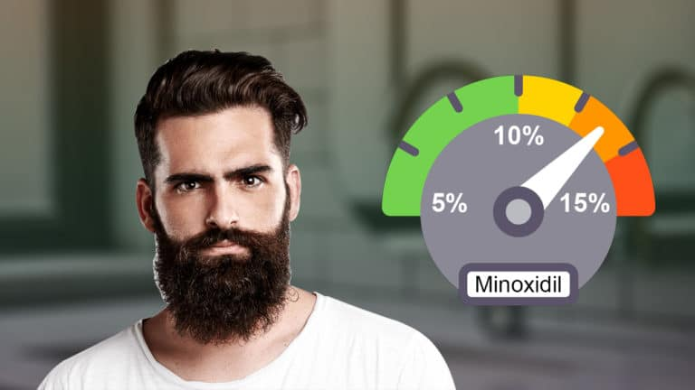 High Strength Minoxidil: Does 10% and 15% Work Better?